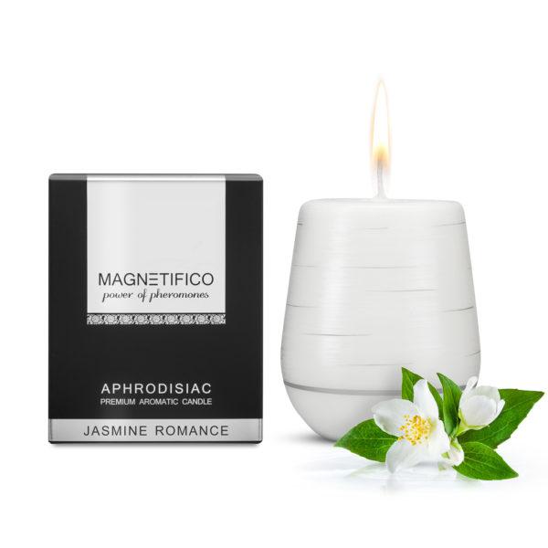 Afrodiziakálne vonné sviečky JASMINE ROMANCE