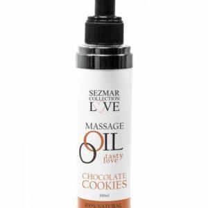 Hristina Prírodný masážny olej čokoláda 100 ml