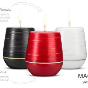 VALAVANI Afrodiziakálne sviečky 3 druhy (prémiový balíček)